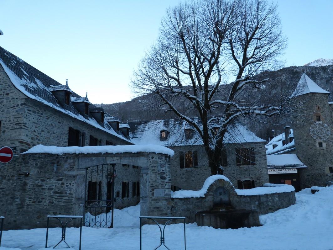 Location Appartement Saint Lary Village